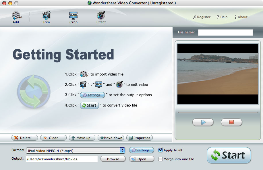 mobile phone video converter for mac